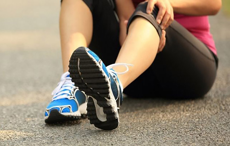 Sport og idrettsskader / Laserbehandling